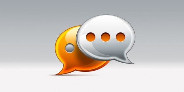 Comments   speech bubble icon  psd