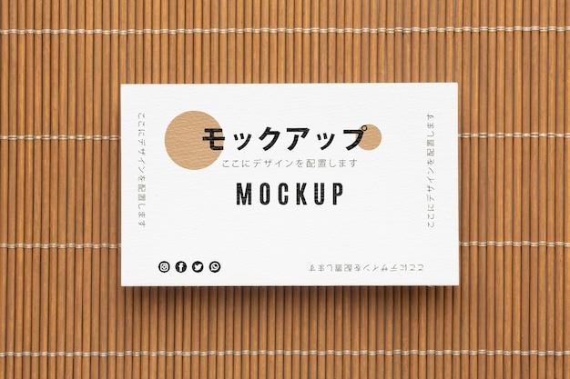 Состав визитной карточки бизнеса