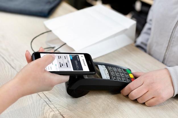 Состав мобильного платежного приложения