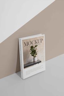 Состав макета обложки книги