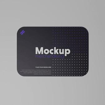 コンピュータマーチャンダイジングのモックアップデザイン