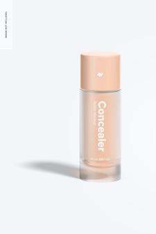 Concealer bottle mockup