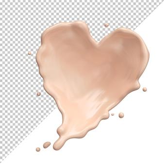 Консилер косметический make-up кремообразный продукт smudge