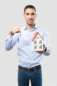 Концепция покупки нового дома