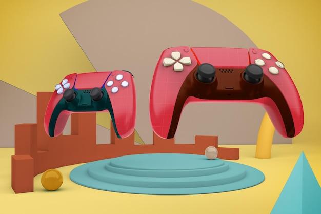 Console illustration