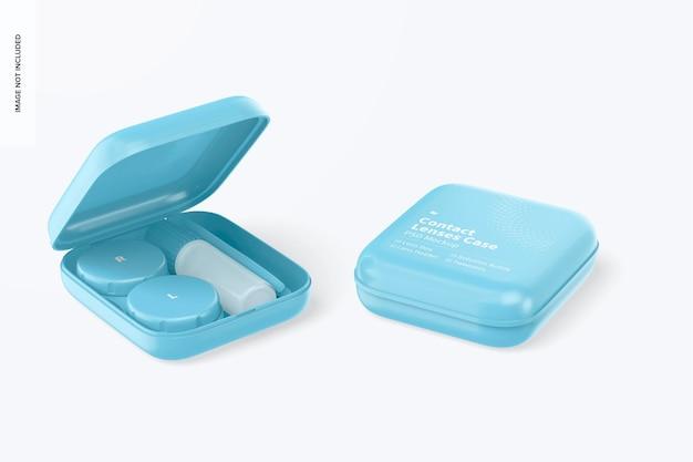 Мокап чехлов для контактных линз