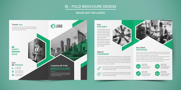 Корпоративный бизнес-дизайн брошюры