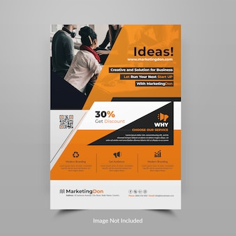 Corporate business flyer vol-5