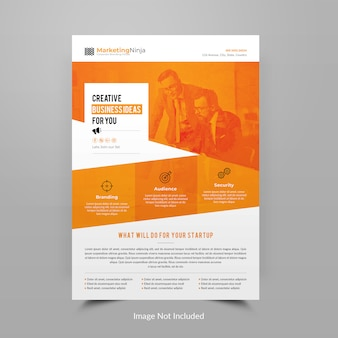 Corporate business flyer vol-6
