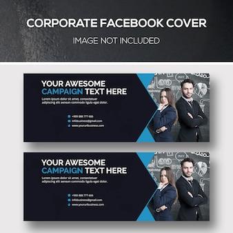 Corporate facebook cover