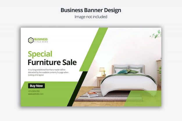 Corporate slider design with call to action template for website