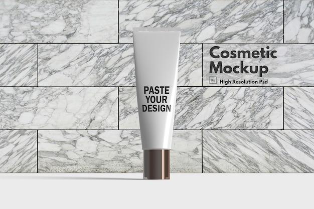化粧品のリアルなモックアップ