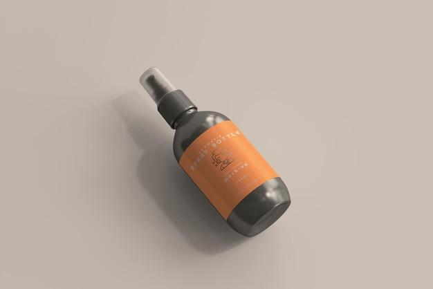 화장품 스프레이 병 모형