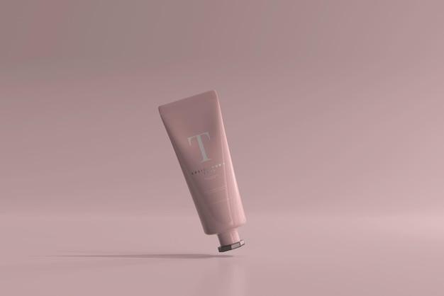 Mockup di tubo cosmetico Psd Gratuite