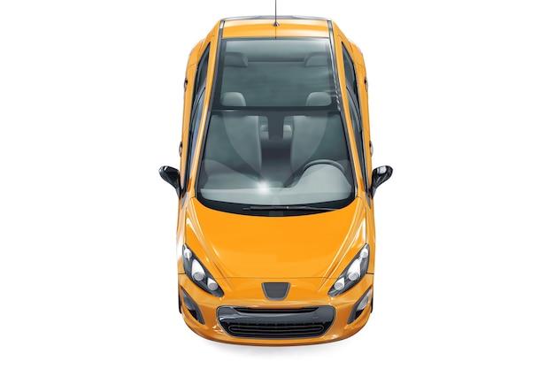 쿠페 자동차 2012 모형