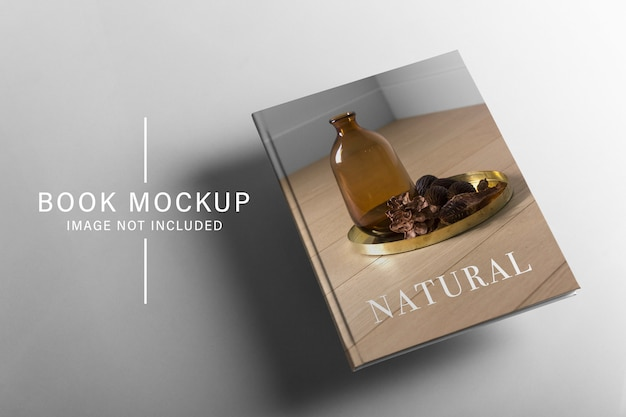 Cover book mockup.