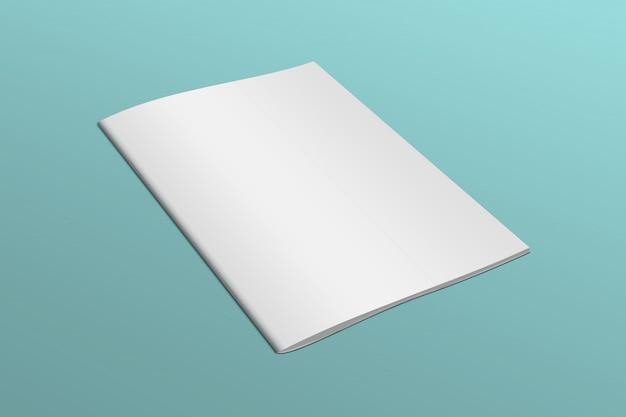 カバーモックアップa4サイズ