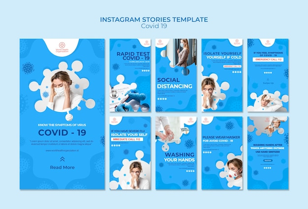 Covid-19 сборник рассказов об instagram