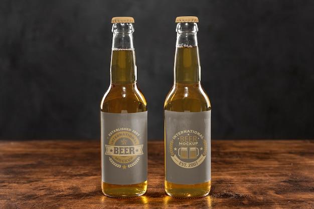 크래프트 맥주 컨셉 모형