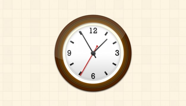 Photoshopでかなり素敵な壁時計を作成する