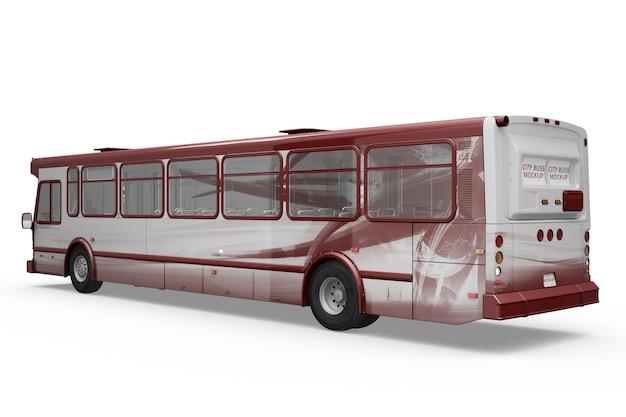 Modello di bus creativo