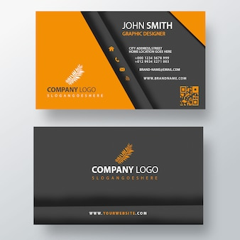 Creative and uniqe business card