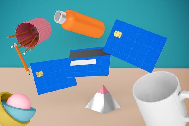 Кредитная карта desktop