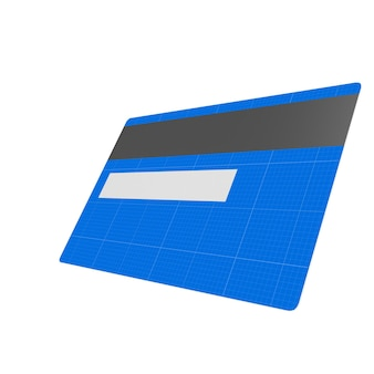 Комплект кредитных карт