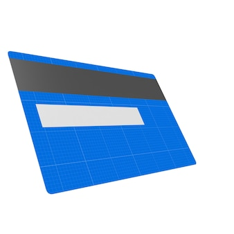 Credit card kit