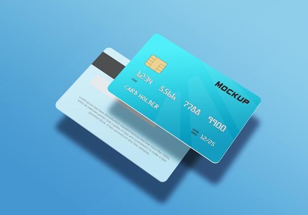 Рендеринг макета кредитной карты