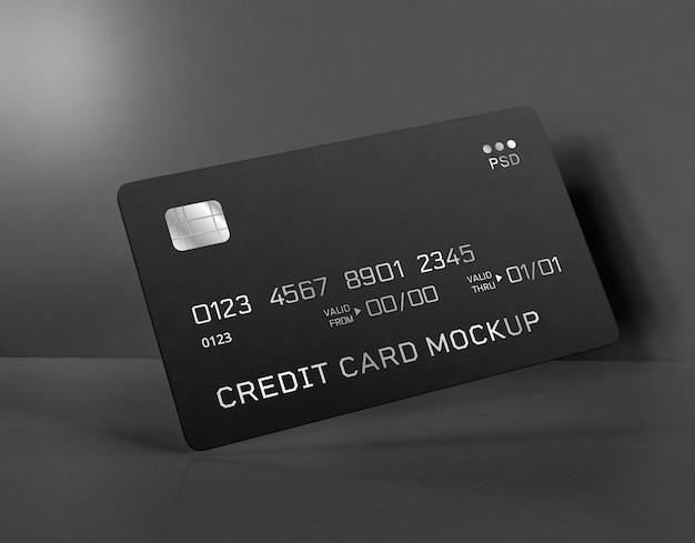 신용 카드 모형