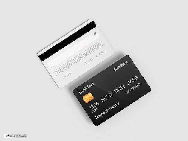 Creditbank 카드 모형