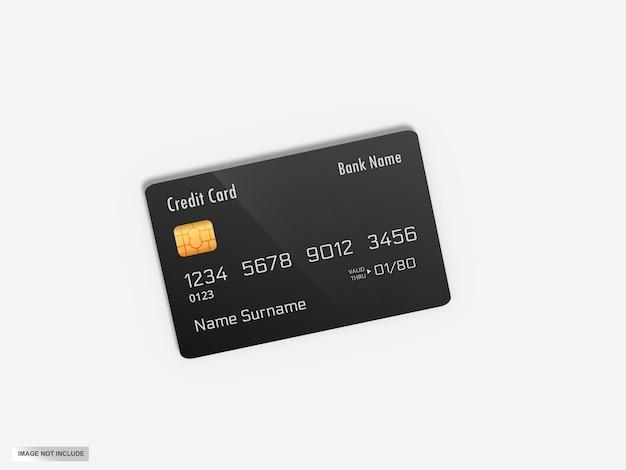 Creditbank card mockup