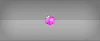 Cube pink