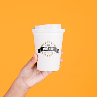 Cup concept mock-up