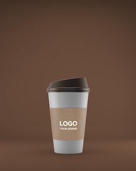Cup mock up