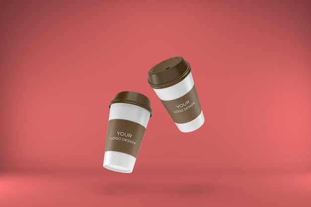 Cup mock-up