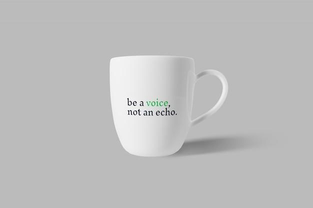 Cup / mug mockup