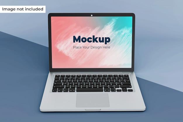 Customizable laptop screen