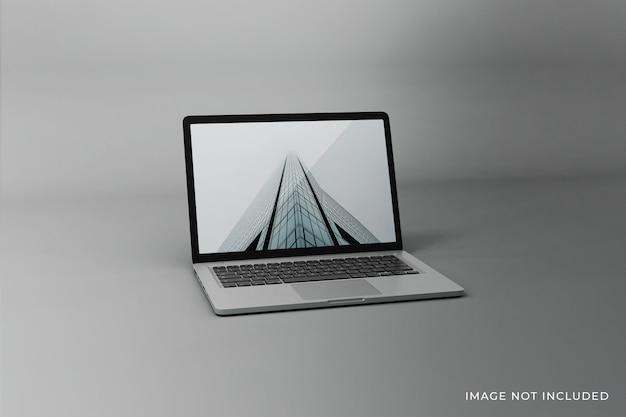 Customizable laptopcreen mockup design