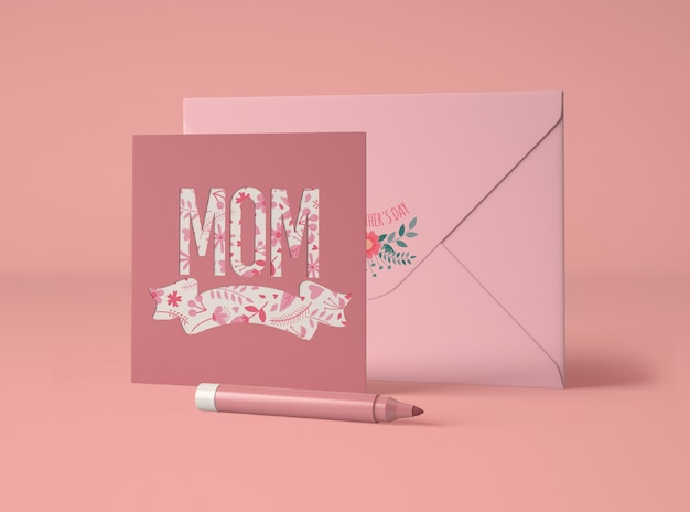 Cute assortment for mother's day with card
