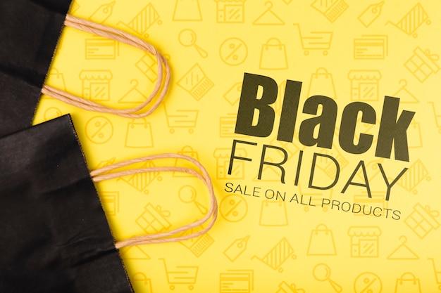 Кибер-шопинг в черную пятницу