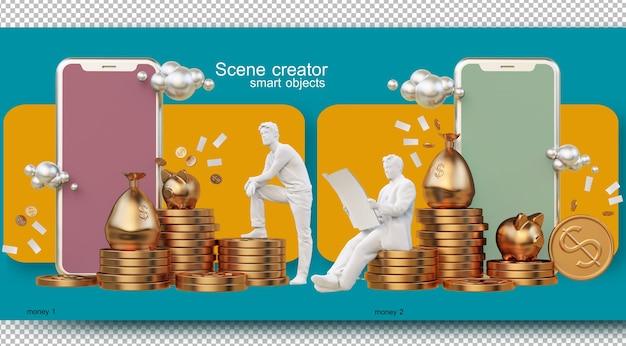 Иллюстрации финансового менеджмента повседневной жизни
