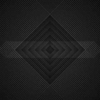 Dark rhombus background