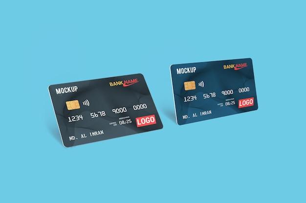 직불 카드 스마트 카드 플라스틱 카드 모형
