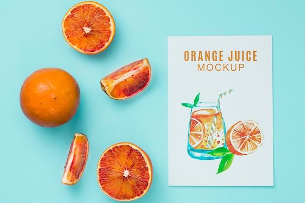 맛있는 과일 개념 모형