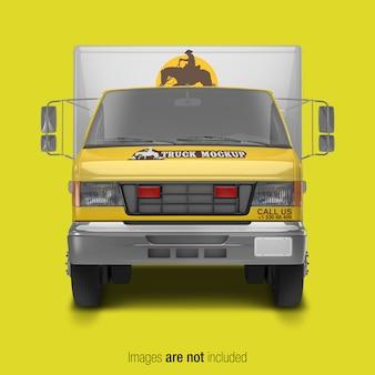 Макет грузовой машины