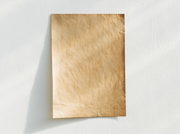 벽에 박힌 디자인 공간 annoucnement