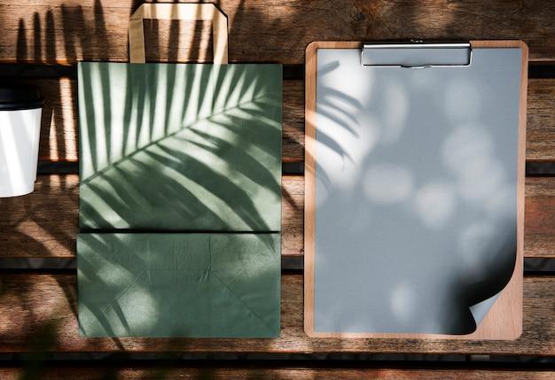 Дизайн пространства на бумаге