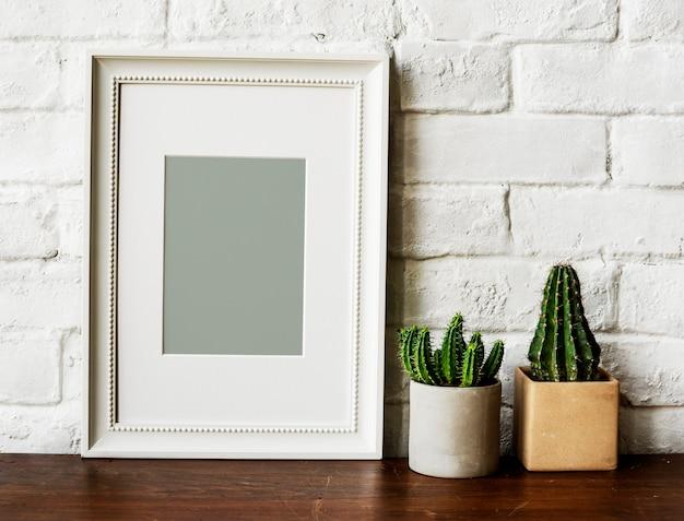 Design space photo frame